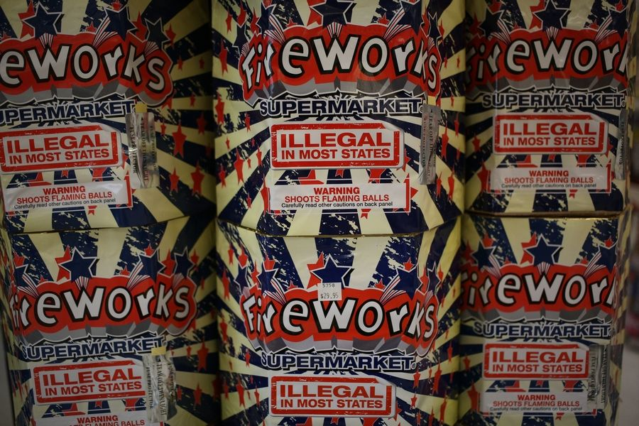 Image result for Fireworks Still Illegal For Ohioans