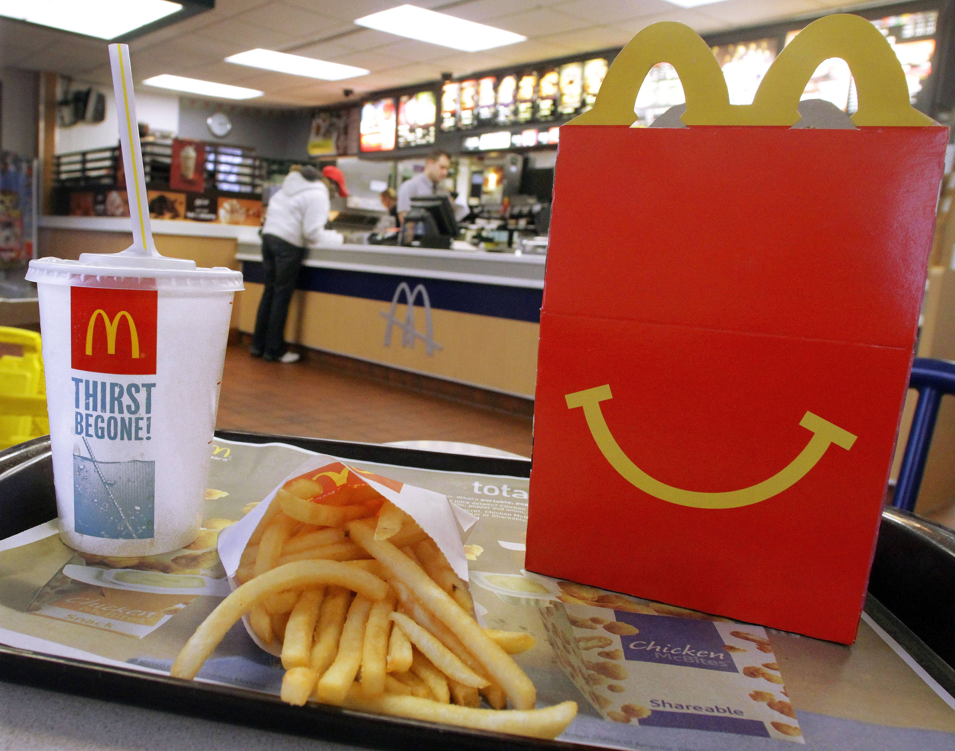 McDonald's localizes menus with pulled pork, bacon McMuffins