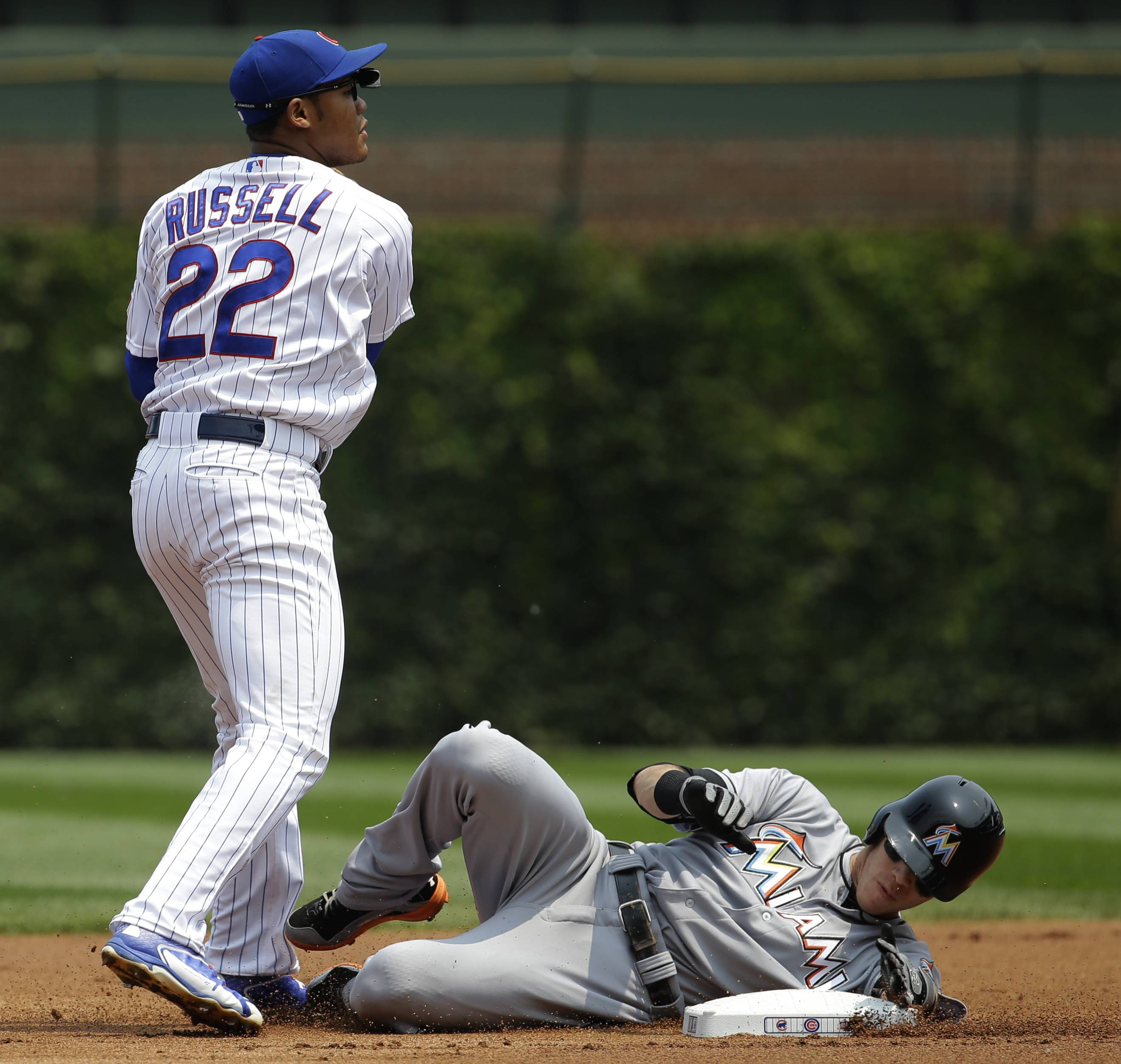 Miles: Cubs slumping at the plate