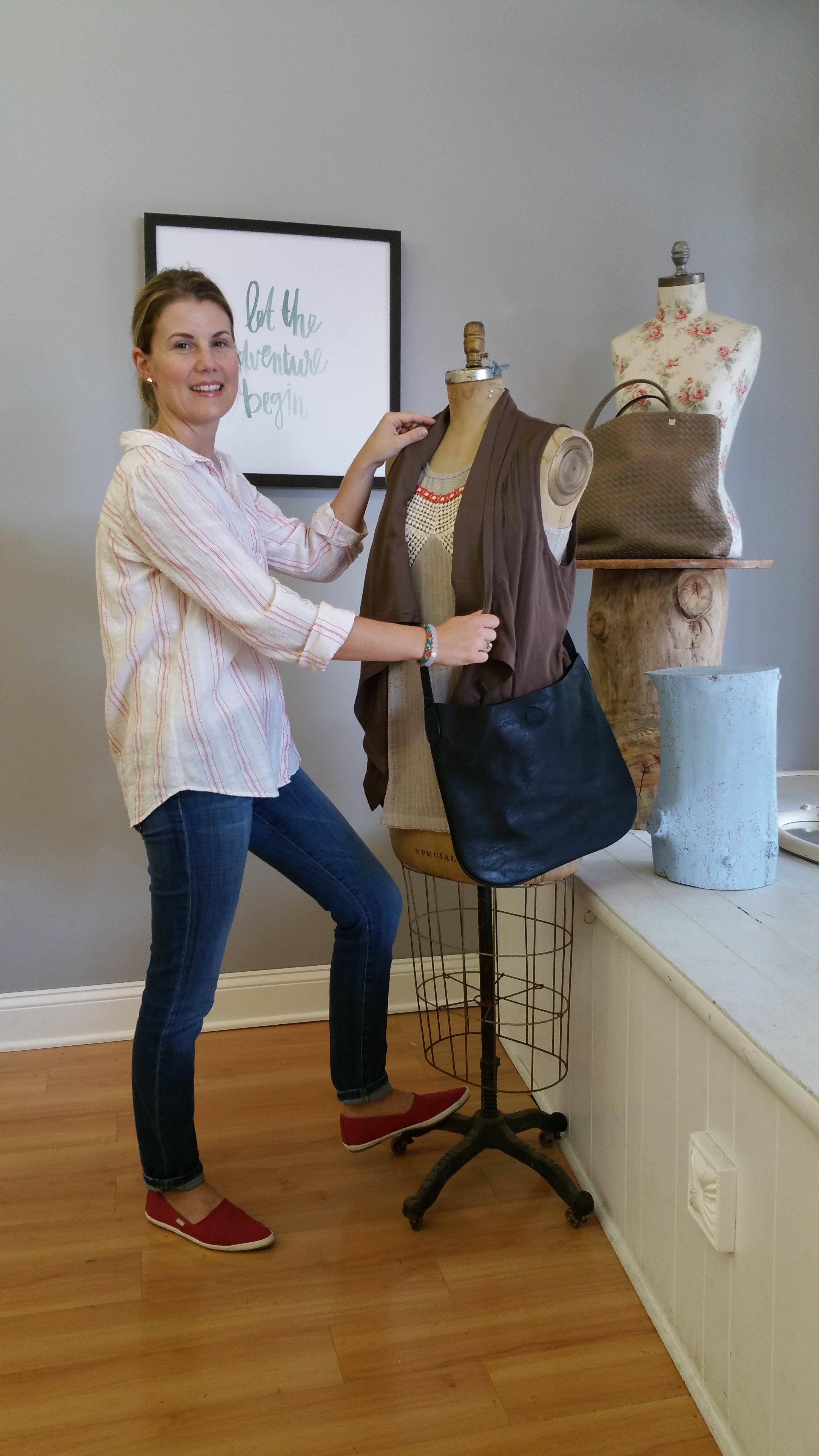 Fashion-savvy mom opening boutique in downtown Lombard