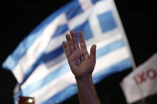 Greek Speak: A guide to the country's debt crisis lexicon