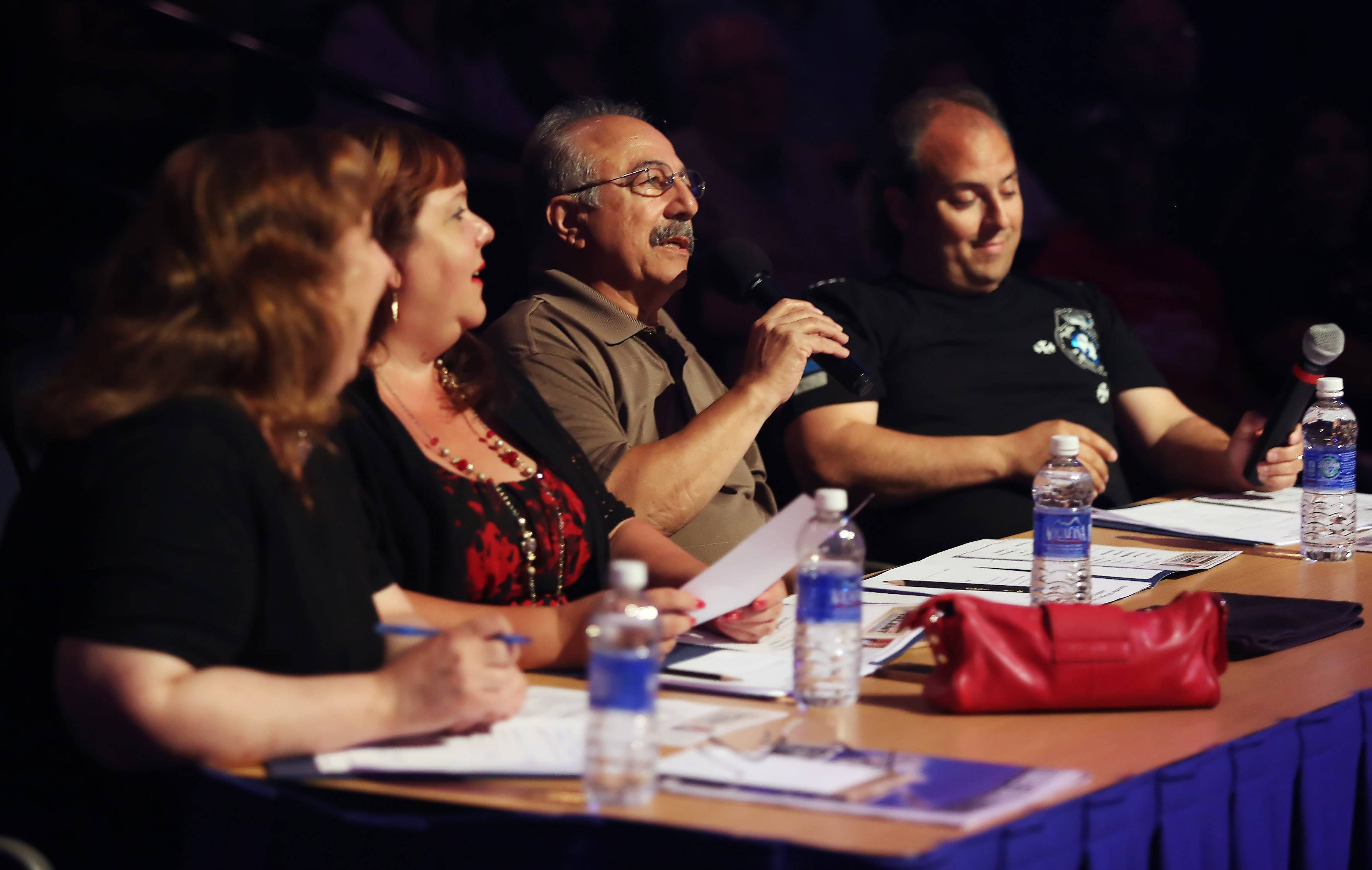 Fan Favorite voting on now for Suburban Chicago's Got Talent