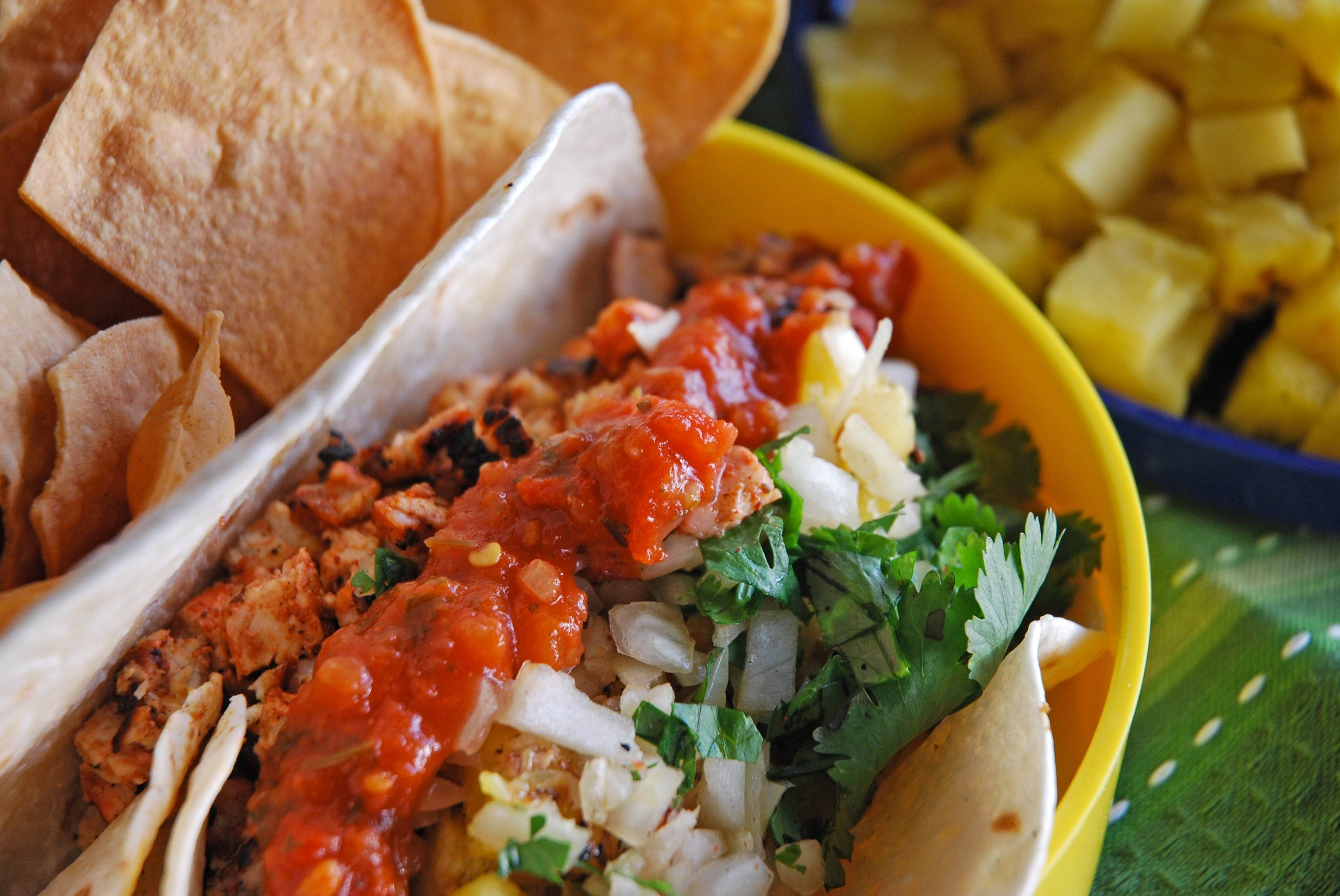 Fire up the grill and try this Chipotle-inspired dish