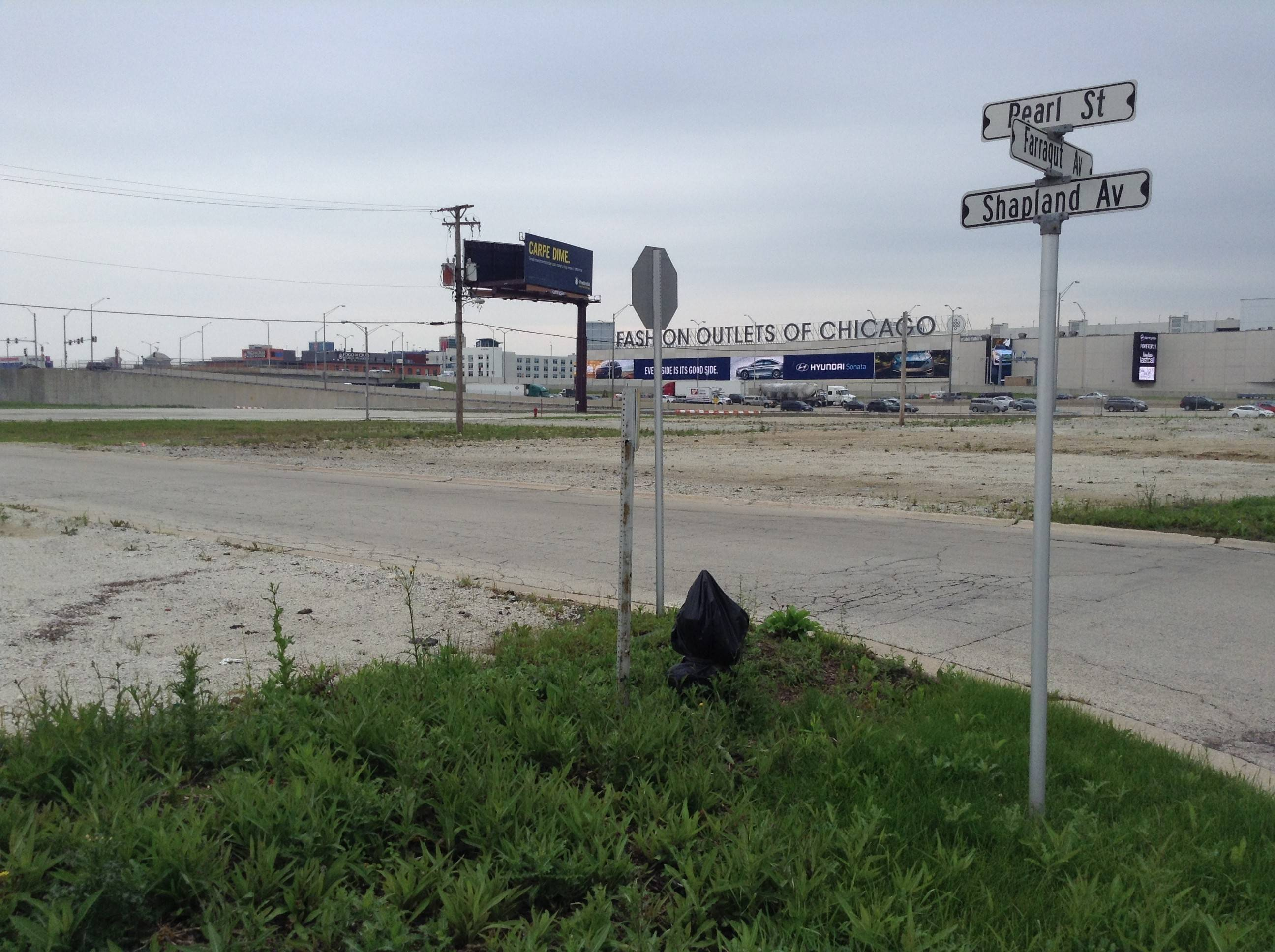 Rosemont plans hotel, restaurants on vacant land near Fashion Outlets