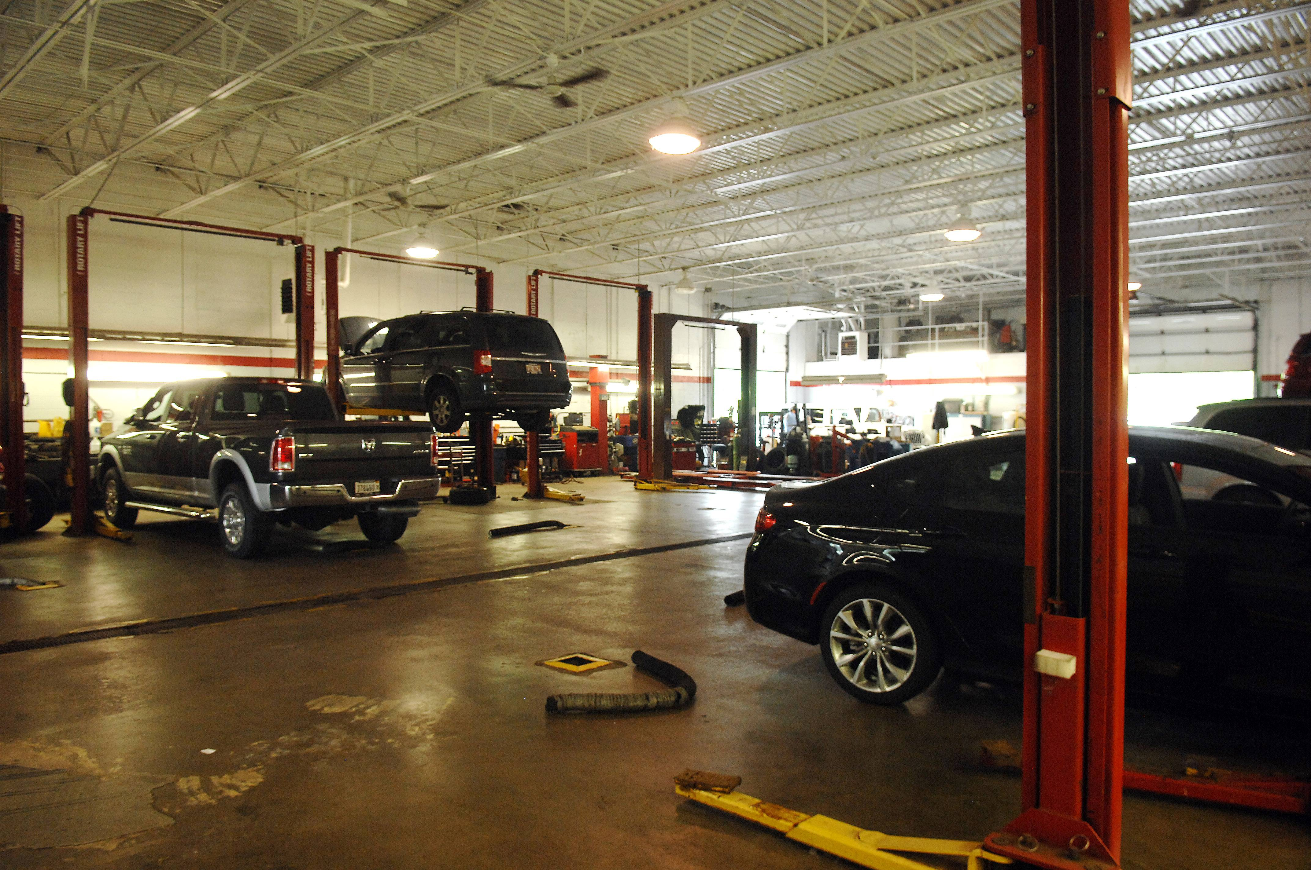 Feeny says dealership still a fun place to work