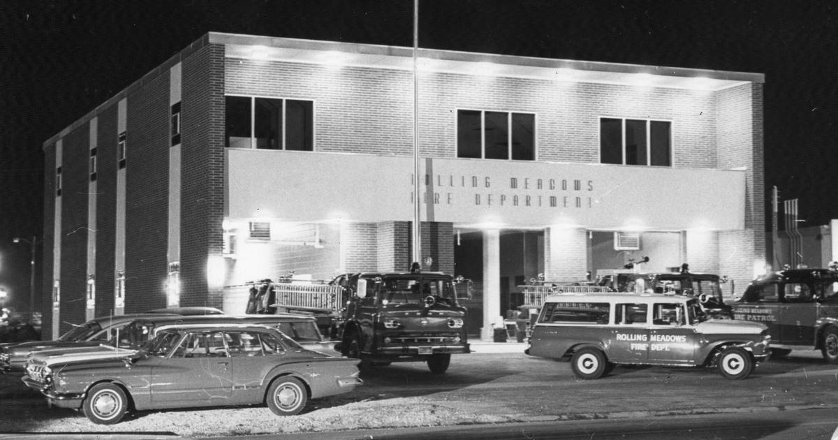 Images Historic Photos From 60 Years In Rolling Meadows