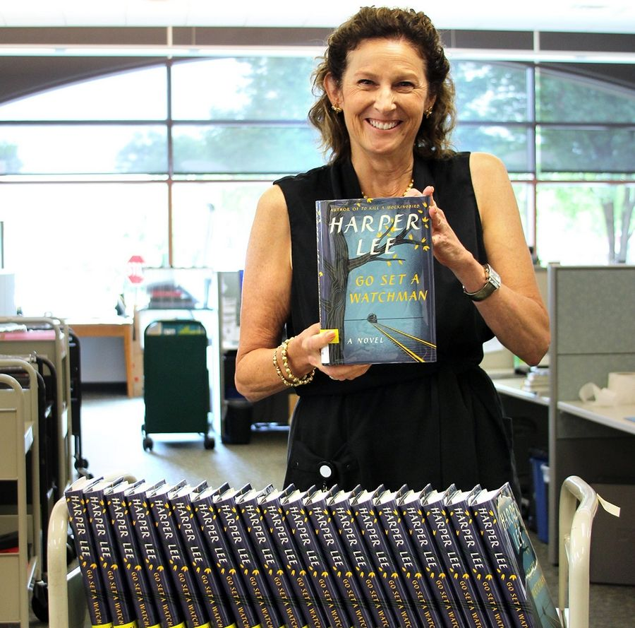 Harper S Nursery Updated: Elgin Library Ready For 'stampede' For Harper Lee Novel