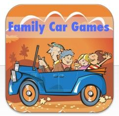 Family Car GamesCost: $1.99Ages: 4 and upThis app has instructions for 100 fun games that don't require any electronic device while playing. The app gives easy to follow instructions. Once you've read the instructions, put the iPad away. Spend quality time playing these engaging road trip games with your kids.