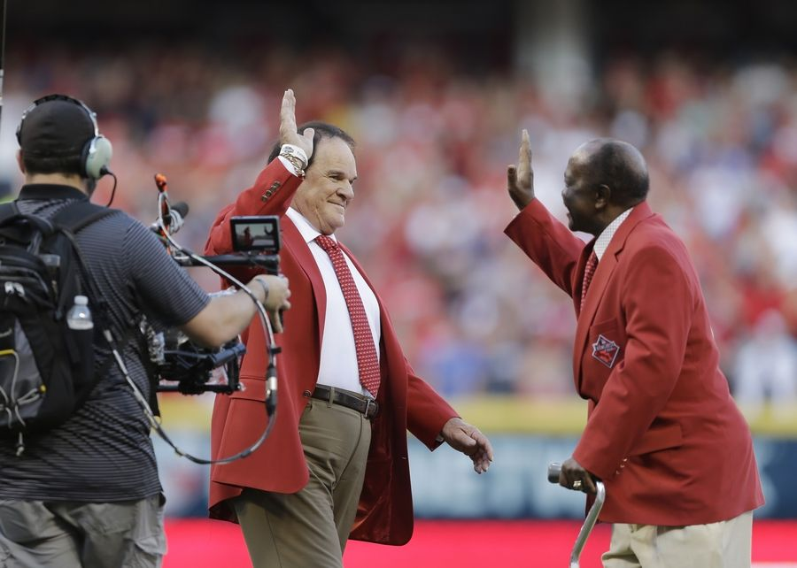 Imrem: Pete Rose deserves second chance -- with conditions