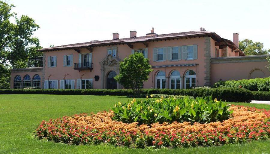 "Loyola University is ending its wedding reception business at Cuneo Mansion & Gardens to focus more on academic offerings at the Vernon Hills estate. ""Education trumps any other activities in terms of the priority in use of space,"" said university official John Frendreis."