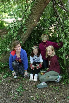 Earn badges, experience nature at Girl Scout Badge Blitz