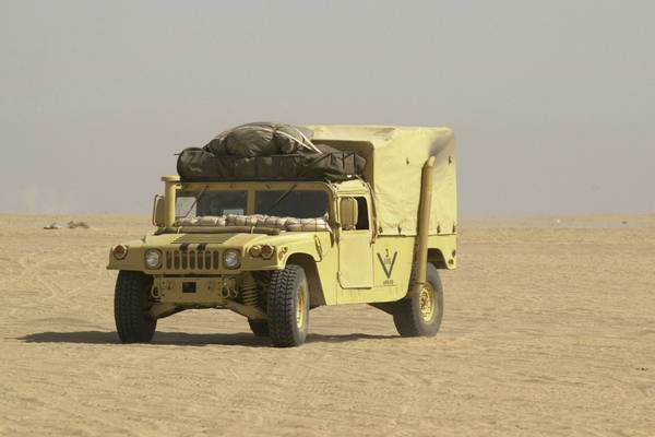 How You Can Own A Military Humvee