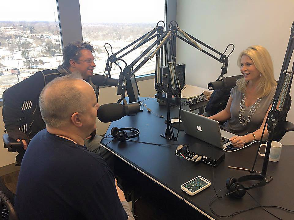 "Starting ""The Dolly McCarthy Show"" on the Internet in 2013, Naperville's Dolly McCarthy has seen her show get picked up by more and more outlets, including radio station WCKG 1530-AM."