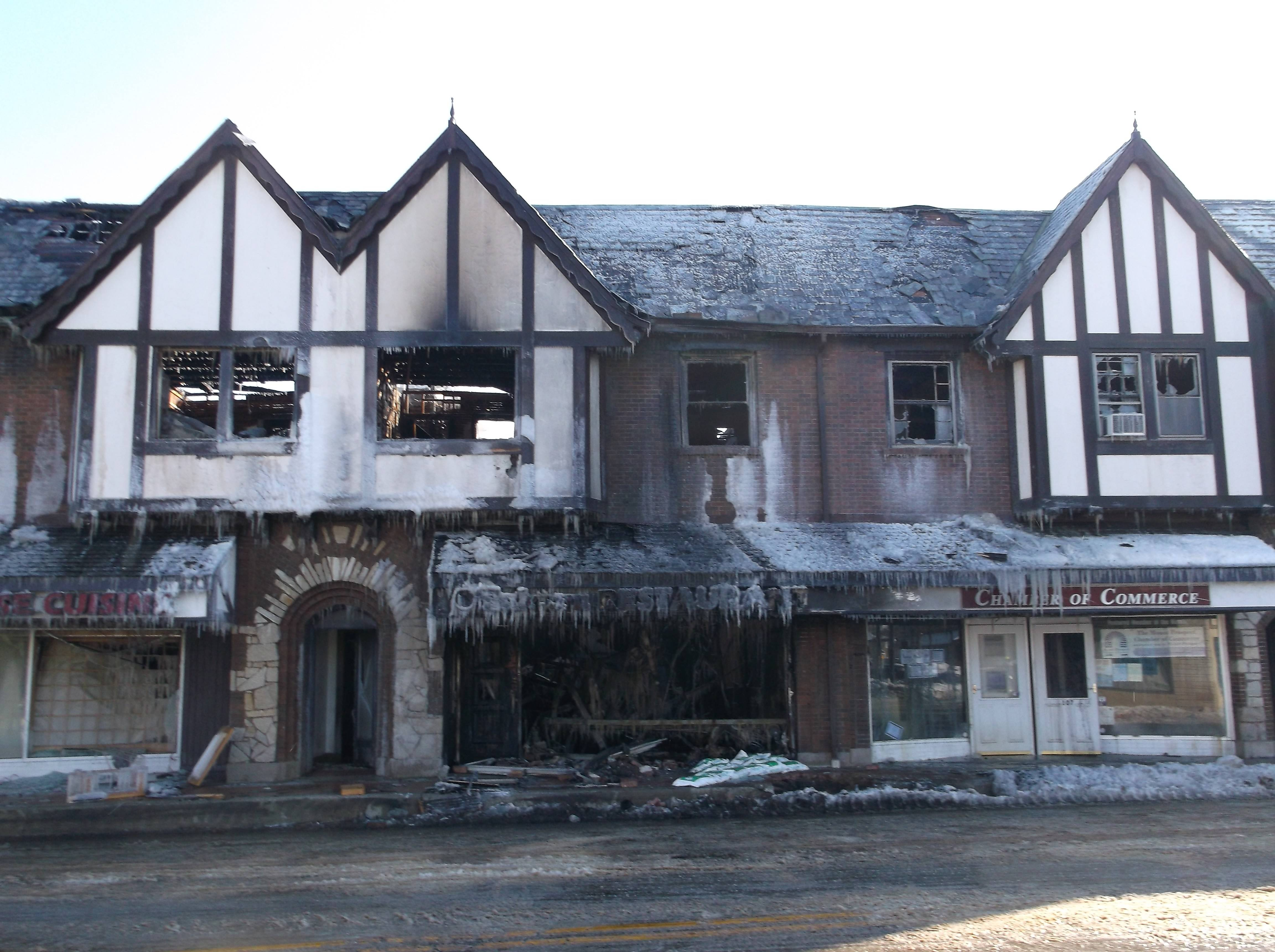 New building planned where fire gutted downtown Mt. Prospect landmark