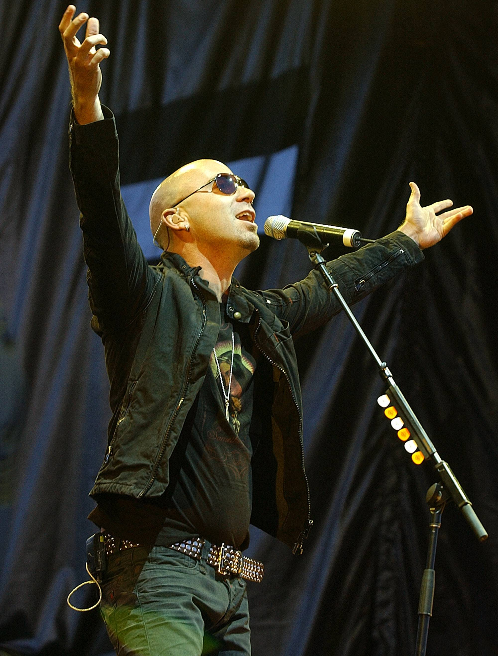 Ed Kowalczyk, former lead singer of the band LIVE, will perform at 6 p.m. Saturday, Sept. 5, at the Last Fling festival in Naperville.