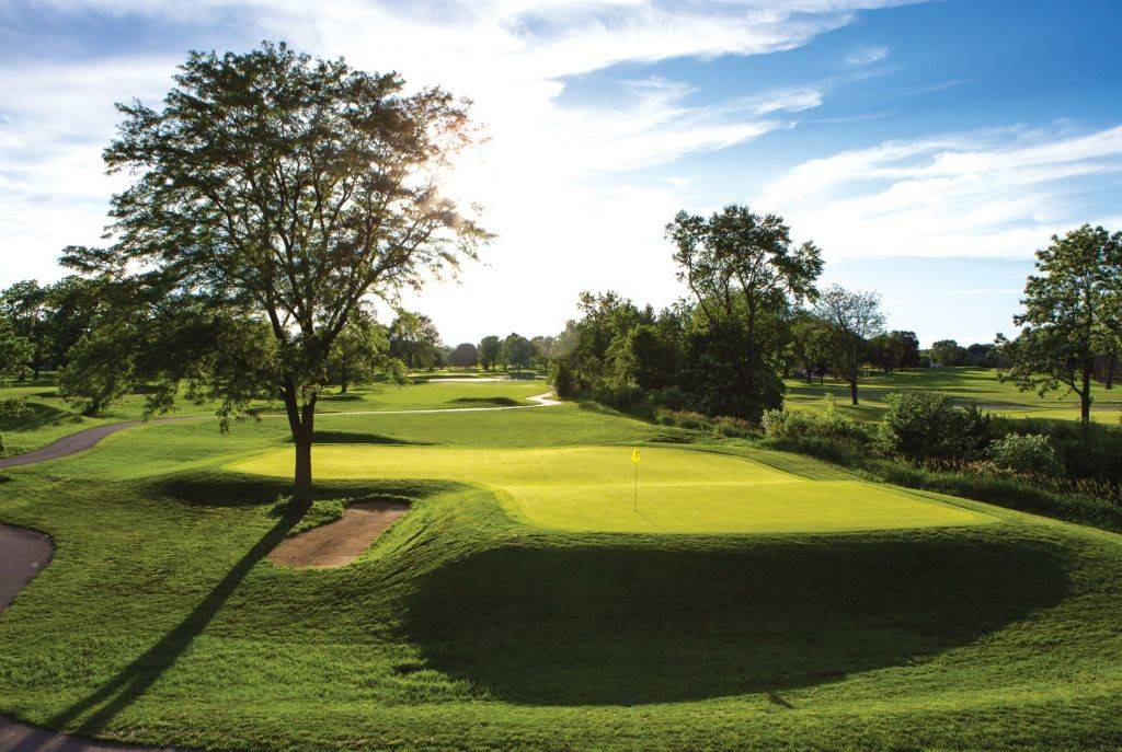 After being closed for more than a year for $9 million in renovations, Mount Prospect Golf Course will reopen on Saturday with a new irrigation system, redesigned greens, four new holes and a much larger driving range.