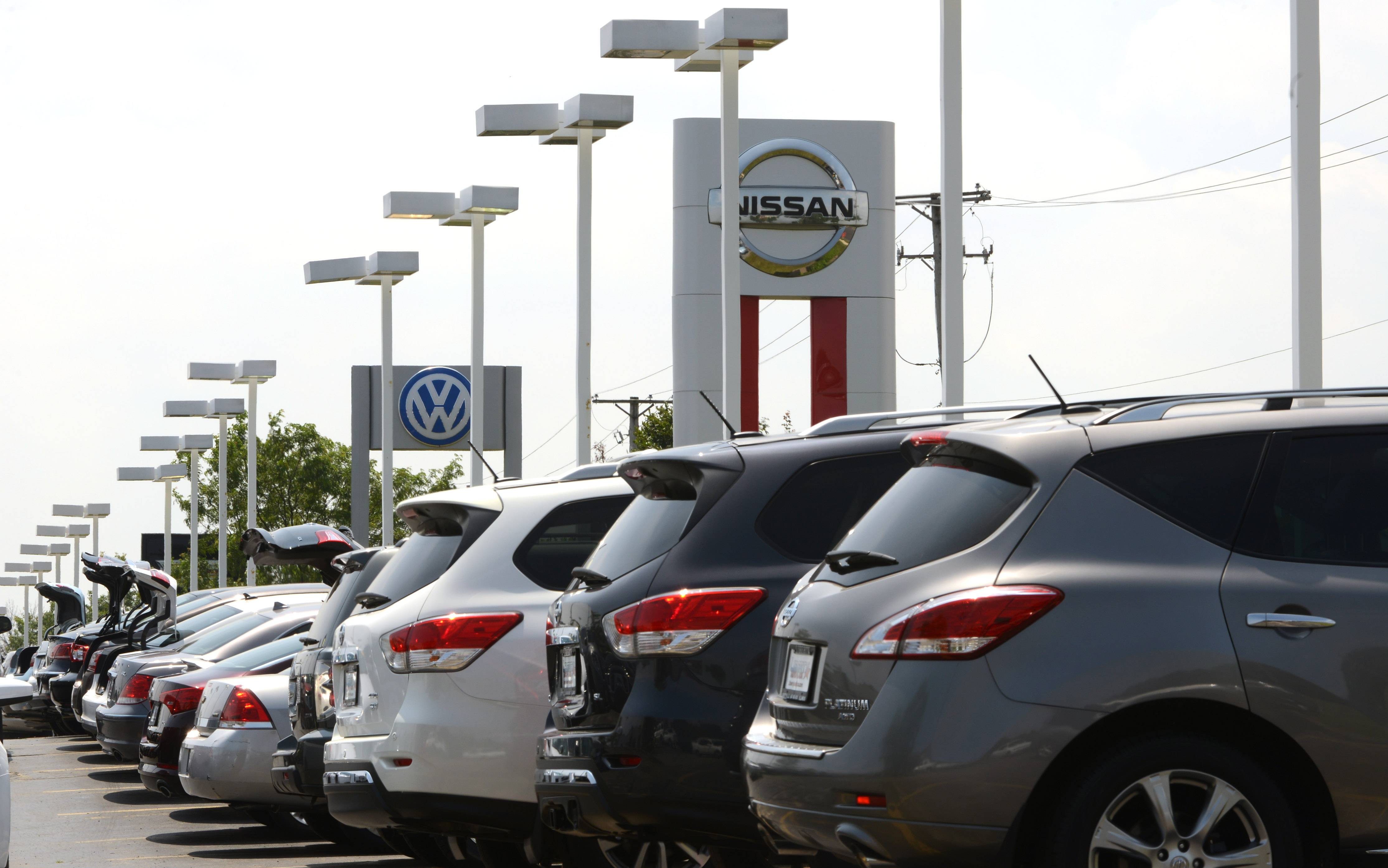 Car buying rewards program a hit in Libertyville