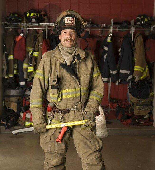 Elgin firefighters rally around colleague with cancer