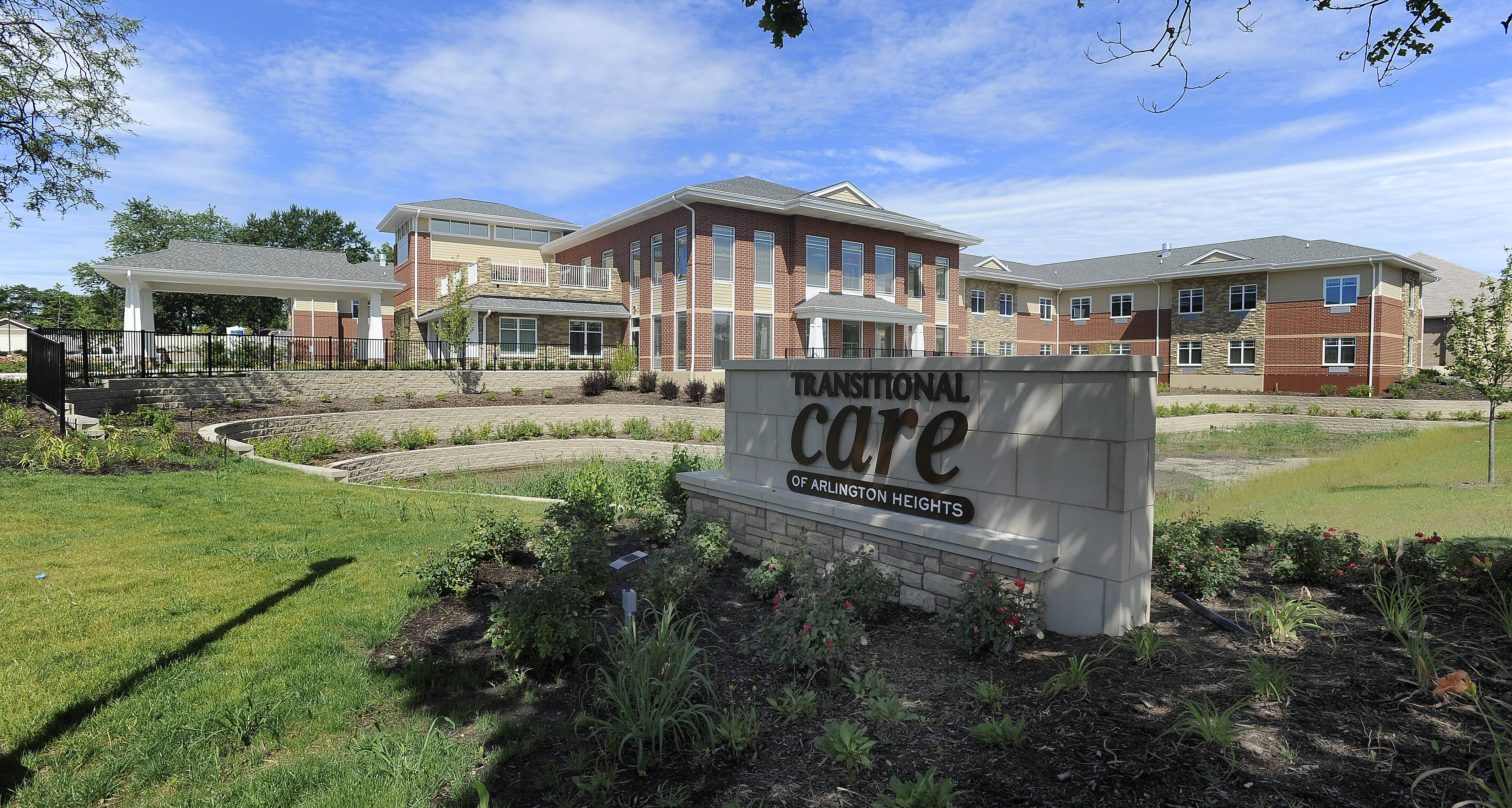 Arlington Heights rehab center aims to be more hotel than hospital