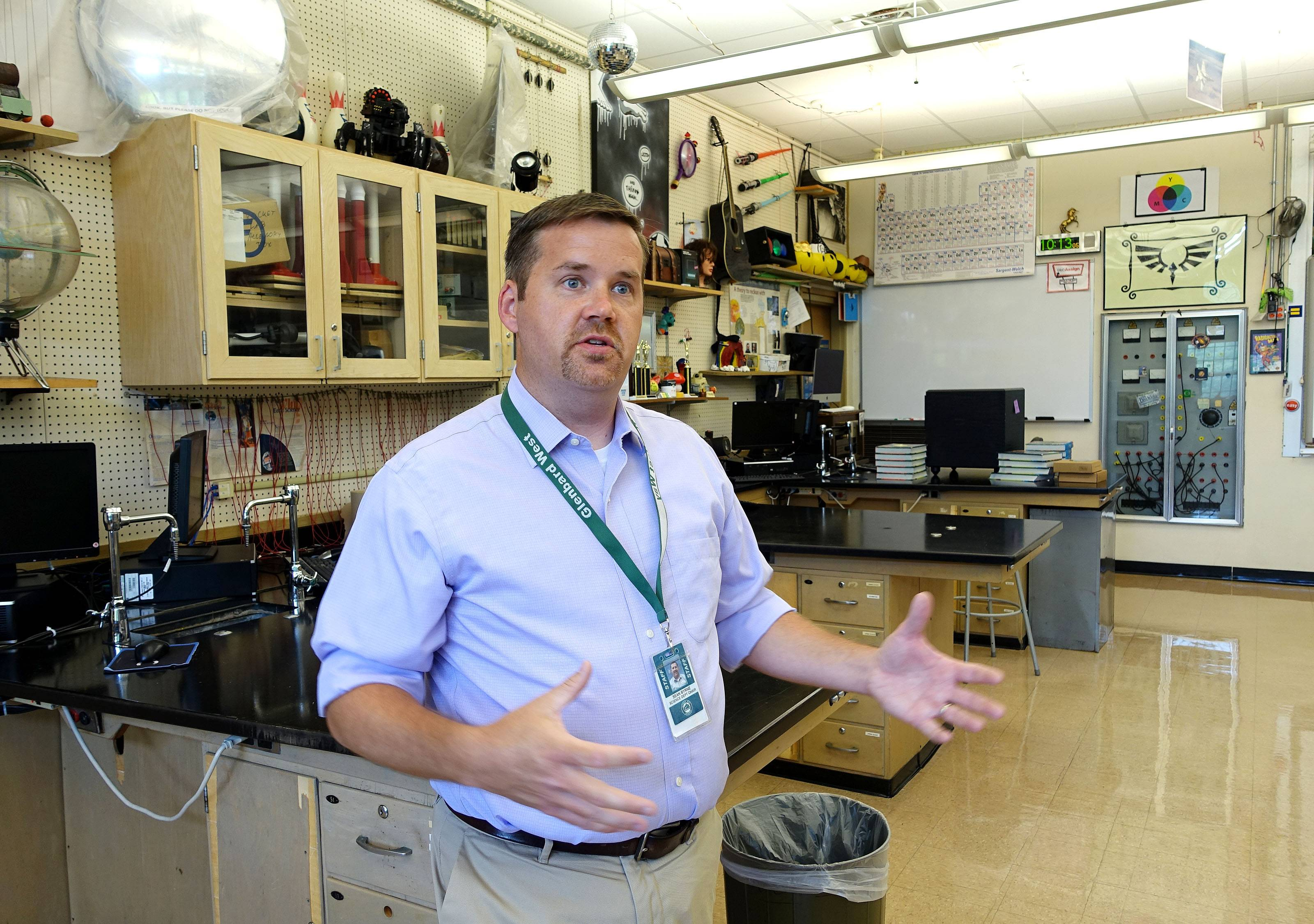 How Glenbard West addition will address space, learning needs