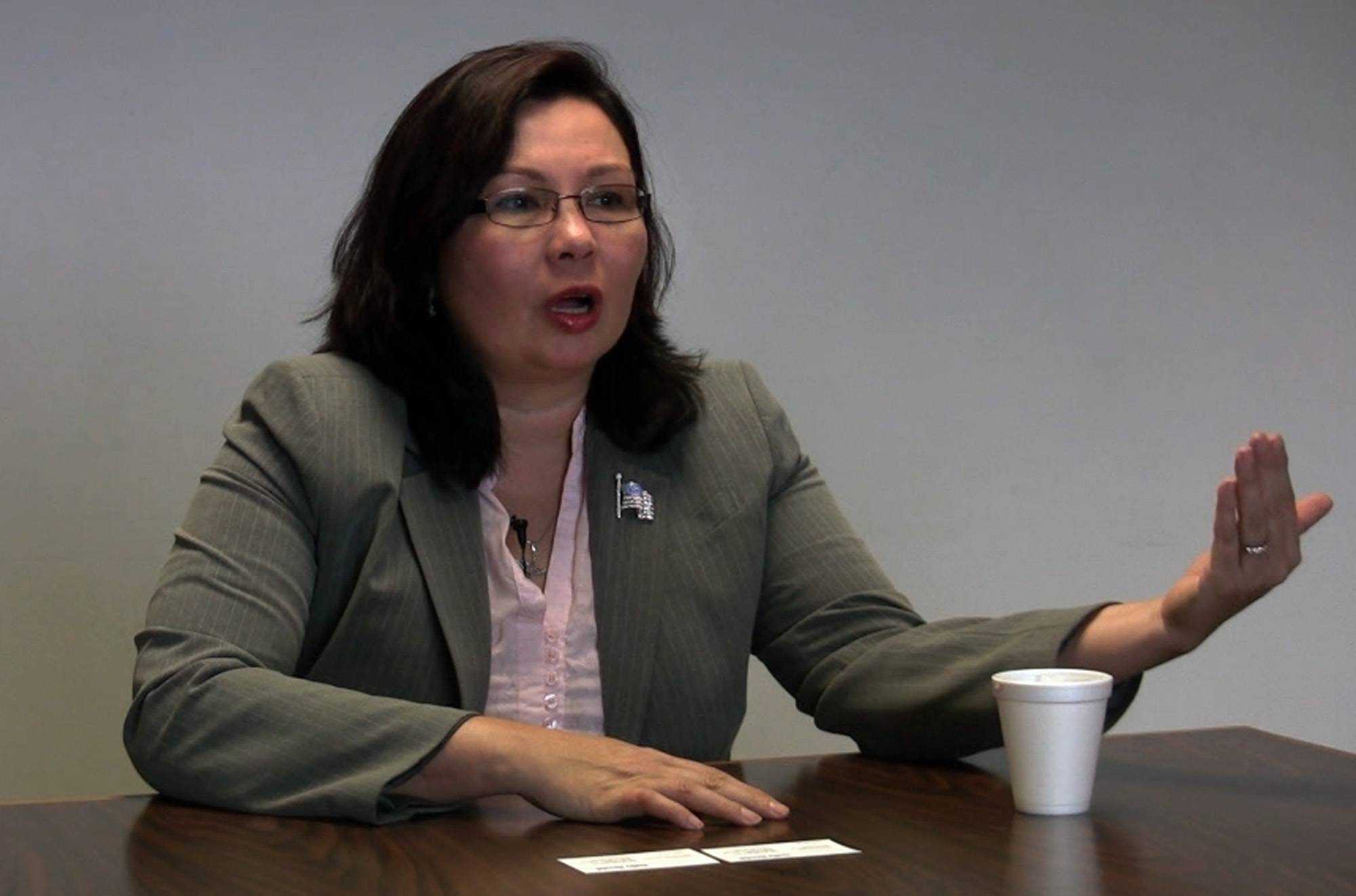 A whistle-blower case that dates to U.S. Rep. Tammy Duckworth's time with the Illinois Department of Veterans' Affairs will go to trial next year.