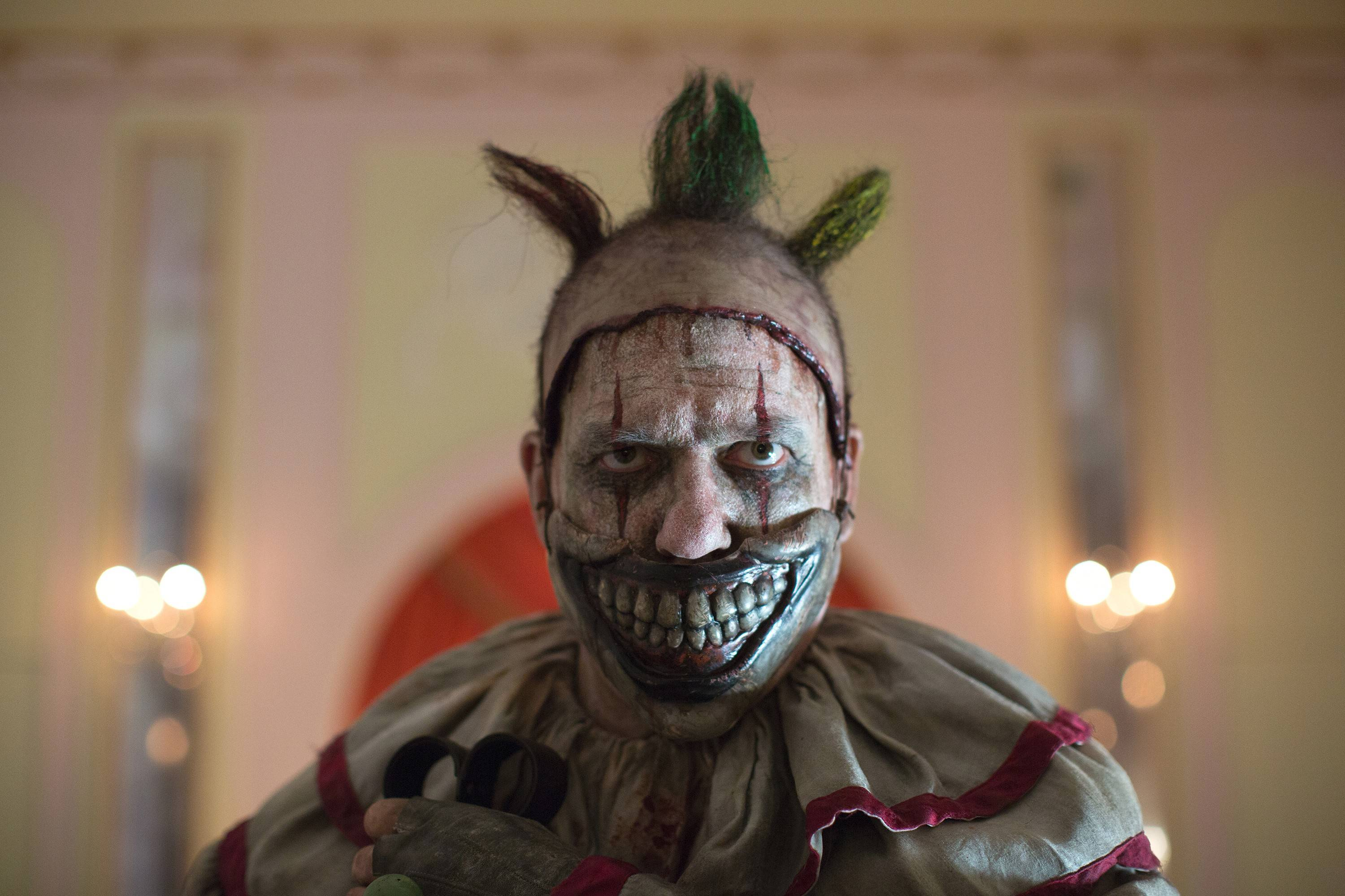 "John Carroll Lynch — aka Twisty the Clown on FX's ""American Horror Story: Freak Show"" — is one of the guests for Flashback Weekend in Rosemont."