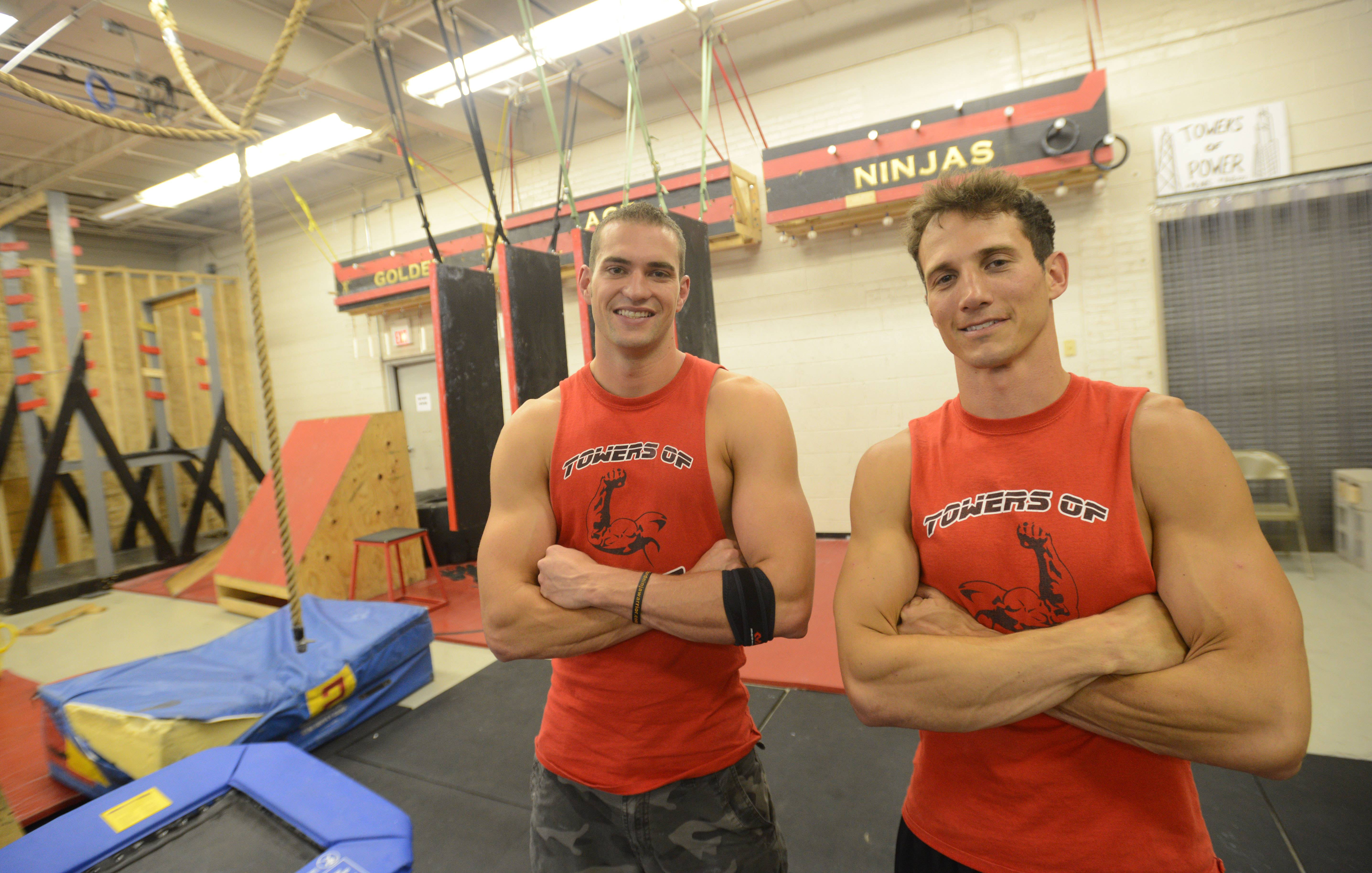 Suburban firefighters compete on 'American Ninja Warrior'