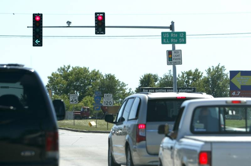 Editorial: Red-light camera a cash grab in Lakemoor