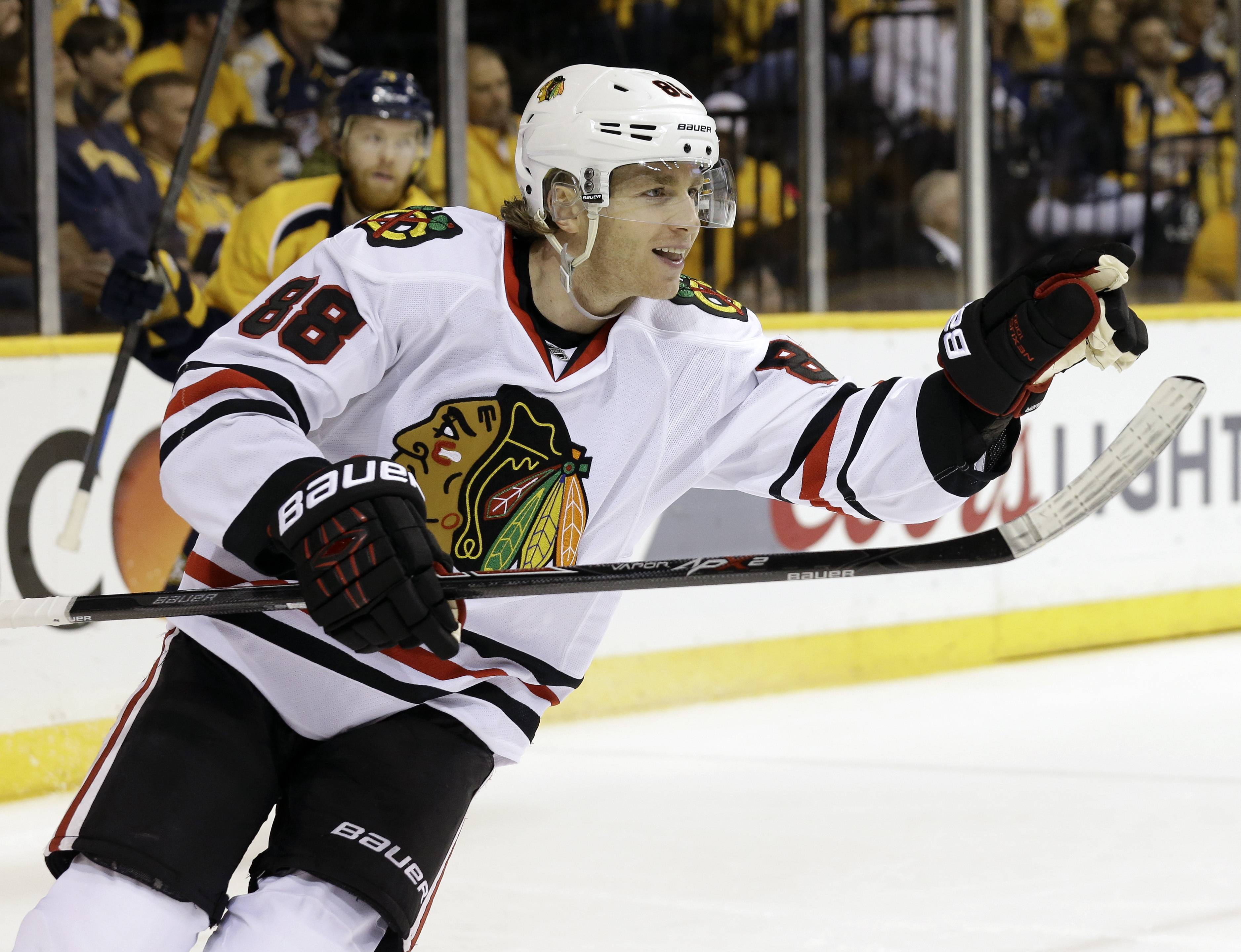 Report: Chicago Blackhawks' Patrick Kane subject of sex assault investigation