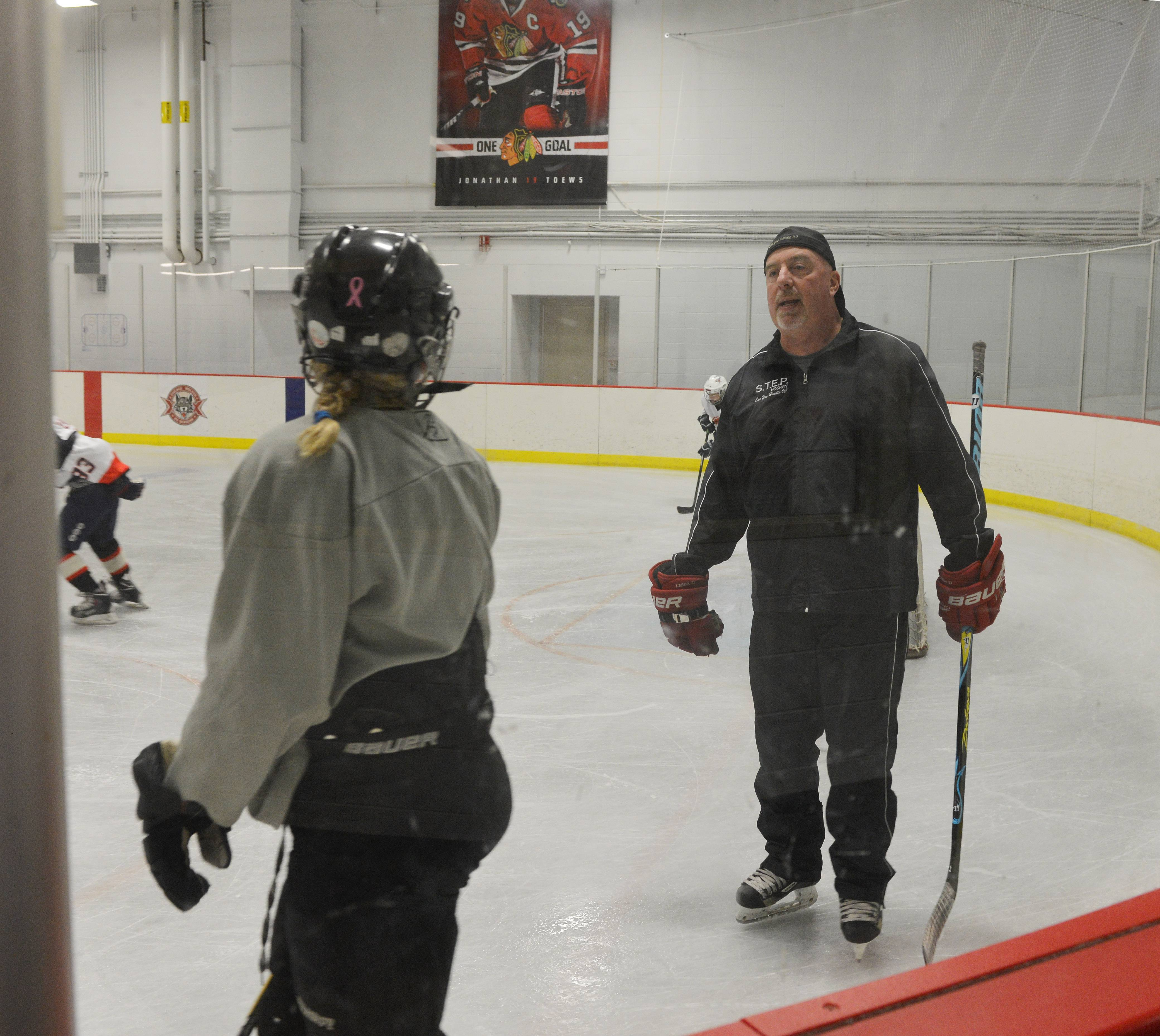 Sylvain Turcotte of Buffalo Grove has been coaching youth hockey in Glenview for 30 years. He says the investigation of Blackhawks star Patrick Kane presents a delicate situation for coaches and parents.