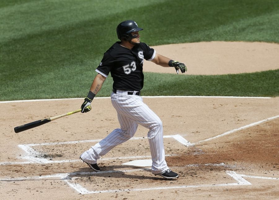Melky Cabrera finally got his offense going recently, and it provided a boost for the rest of the White Sox' lineup.