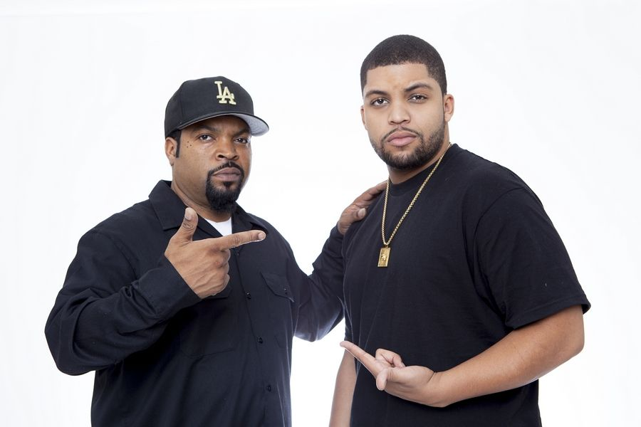 81737a0ba943 Ice Cube s son becomes him in  Straight Outta Compton