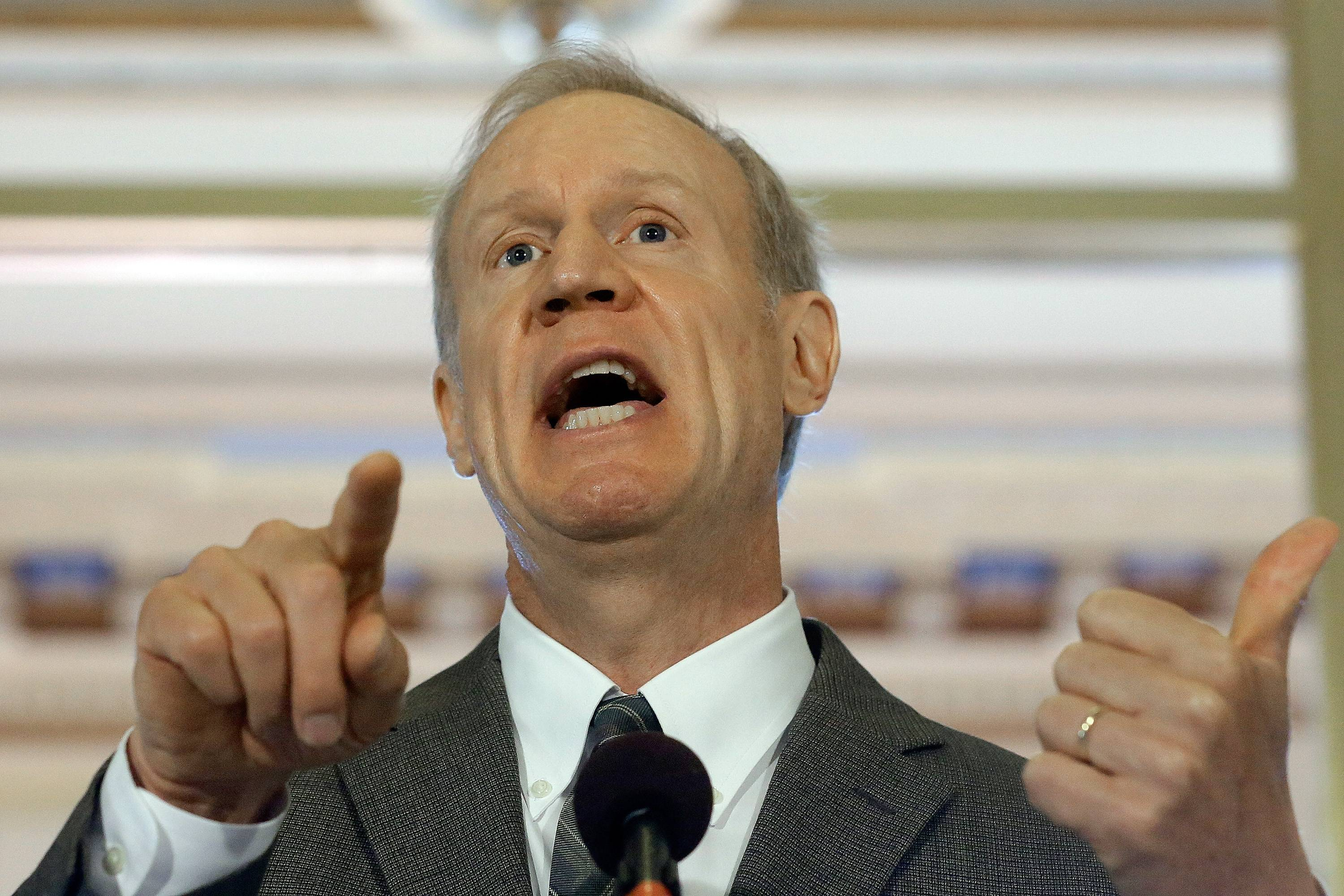 Democrats can't override Rauner cutting day care help to poor families