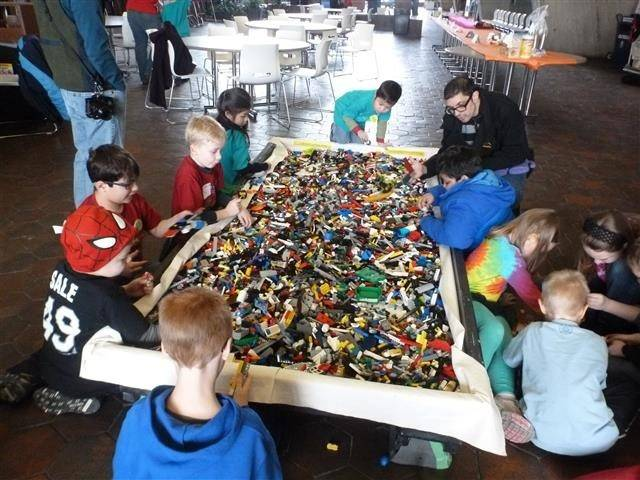 "Fox Valley Robotics and Batavia Robotics' LegoWolves Division for first- to third-graders will take on trash in the new challenge ""Waste Wise."""