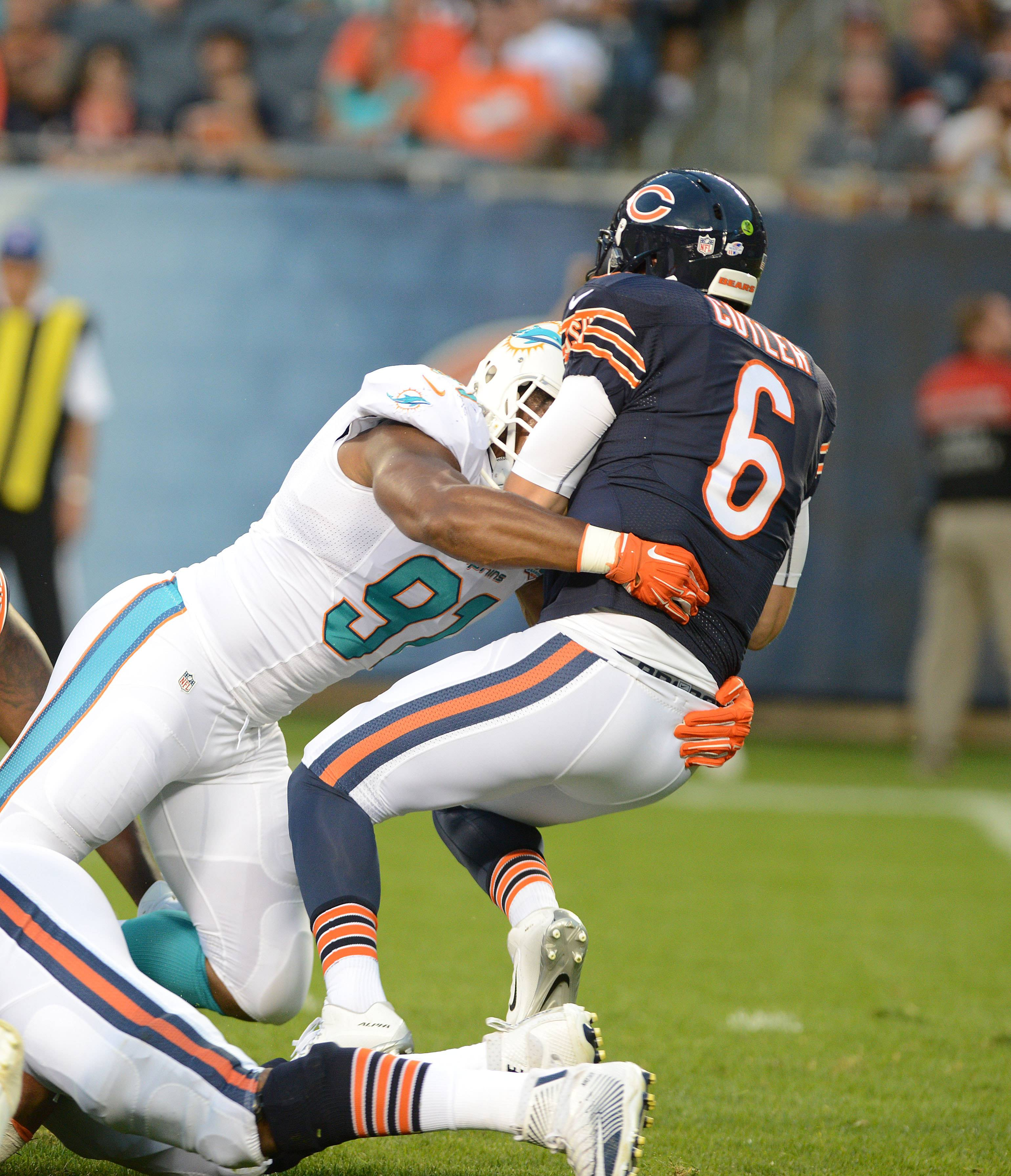 Rozner: New Bears just as inspiring as old Bears