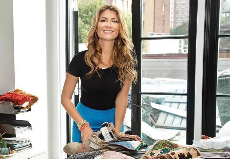 Celebrity designer Genevieve Gorder shares her secrets