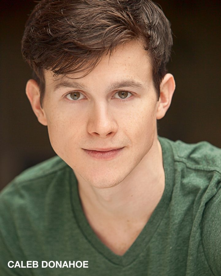 "Caleb Donahoe makes his Chicago-area debut as the Boy in Drury Lane Theatre's regional premiere of ""Peter and the Starcatcher."""