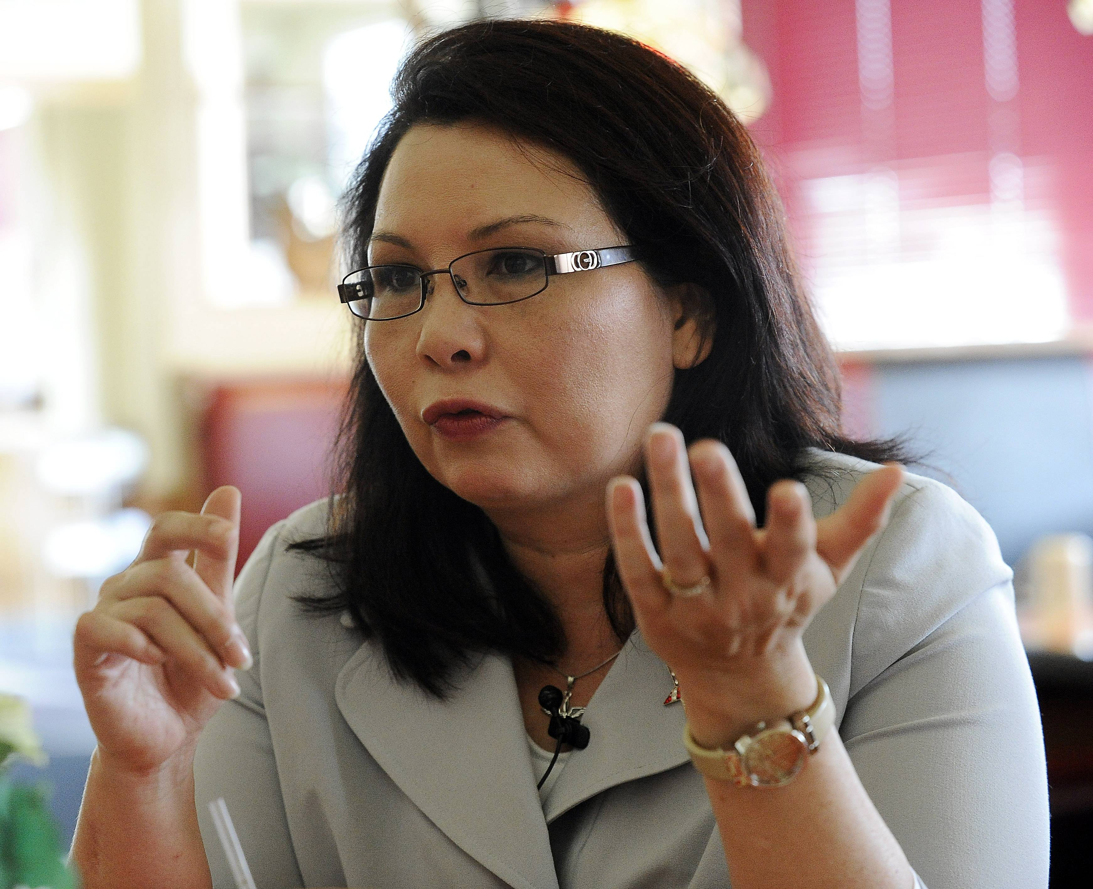Cook County Democrats won't endorse Duckworth or Zopp in U.S. Senate race