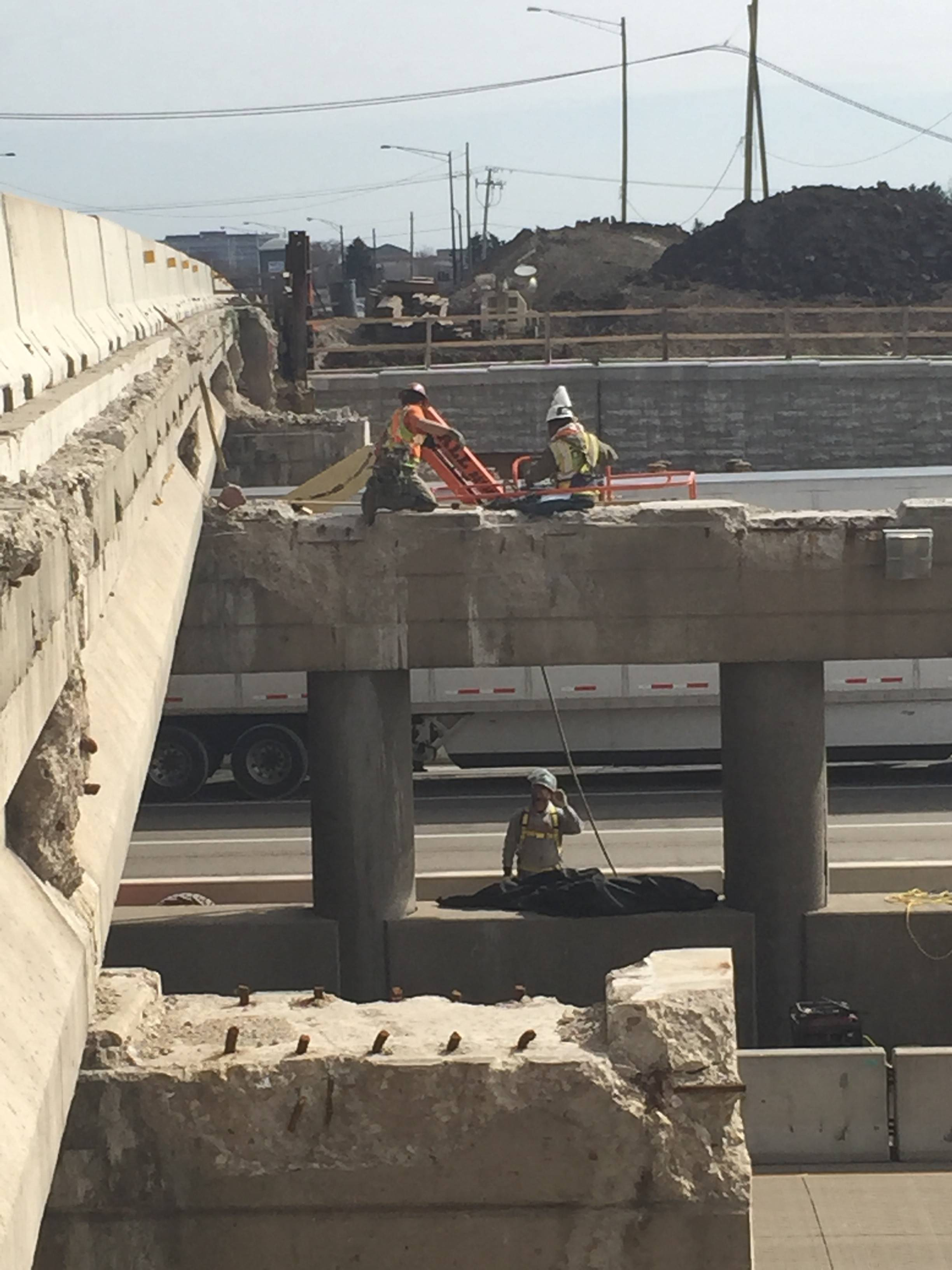 Addams Tollway reconstruction will cost more to finish on time