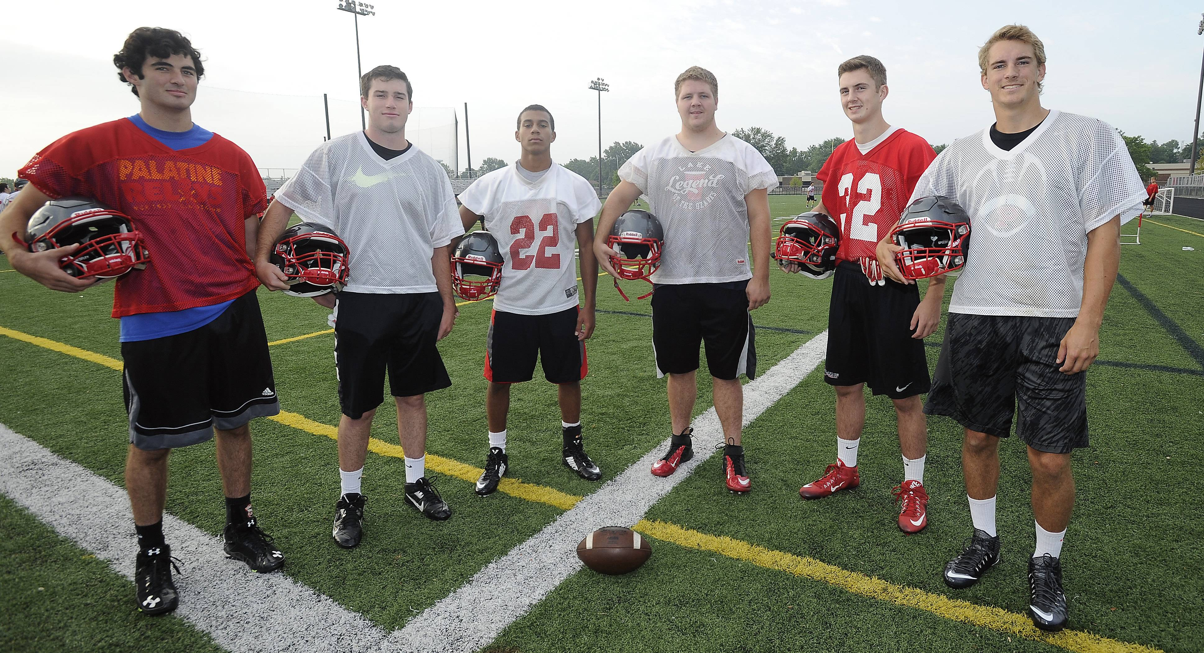 Palatine eager for West title defense