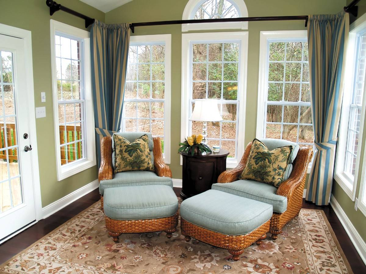 A wide variety of homeowners select WindowWorks simply because they want to modernize the look of their homes.