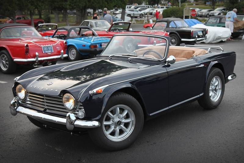 British Sports Cars Have Legions Of Fans - British sports cars