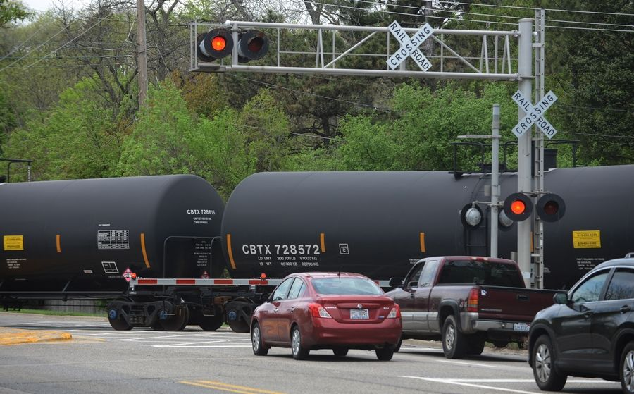 Can new braking system stop train disaster in suburbs?
