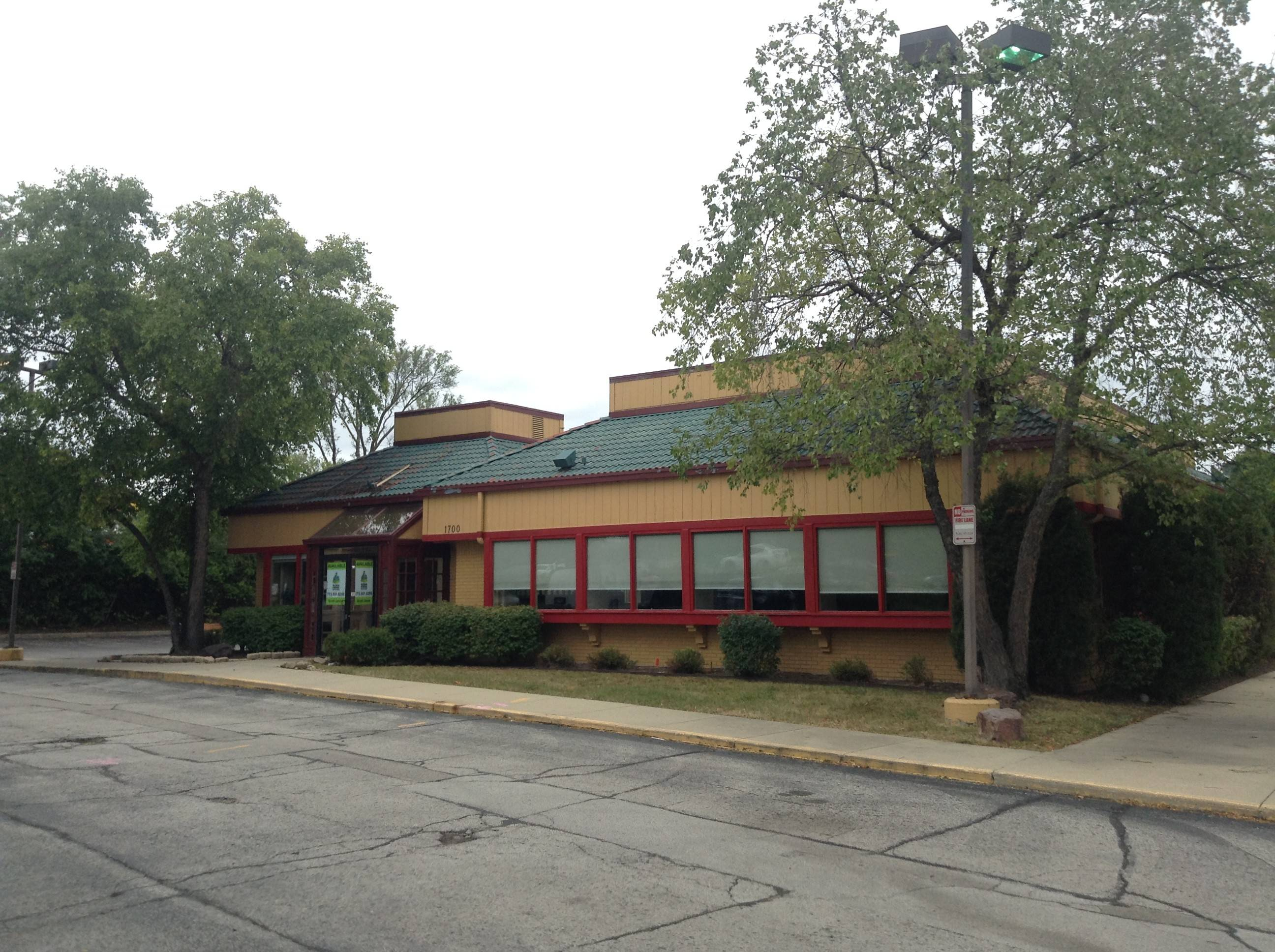 The former Denny's at 1700 E. Higgins Road in Schaumburg, just west of the Streets of Woodfield shopping center, is expected to reopen as an IHOP by the end of the year.