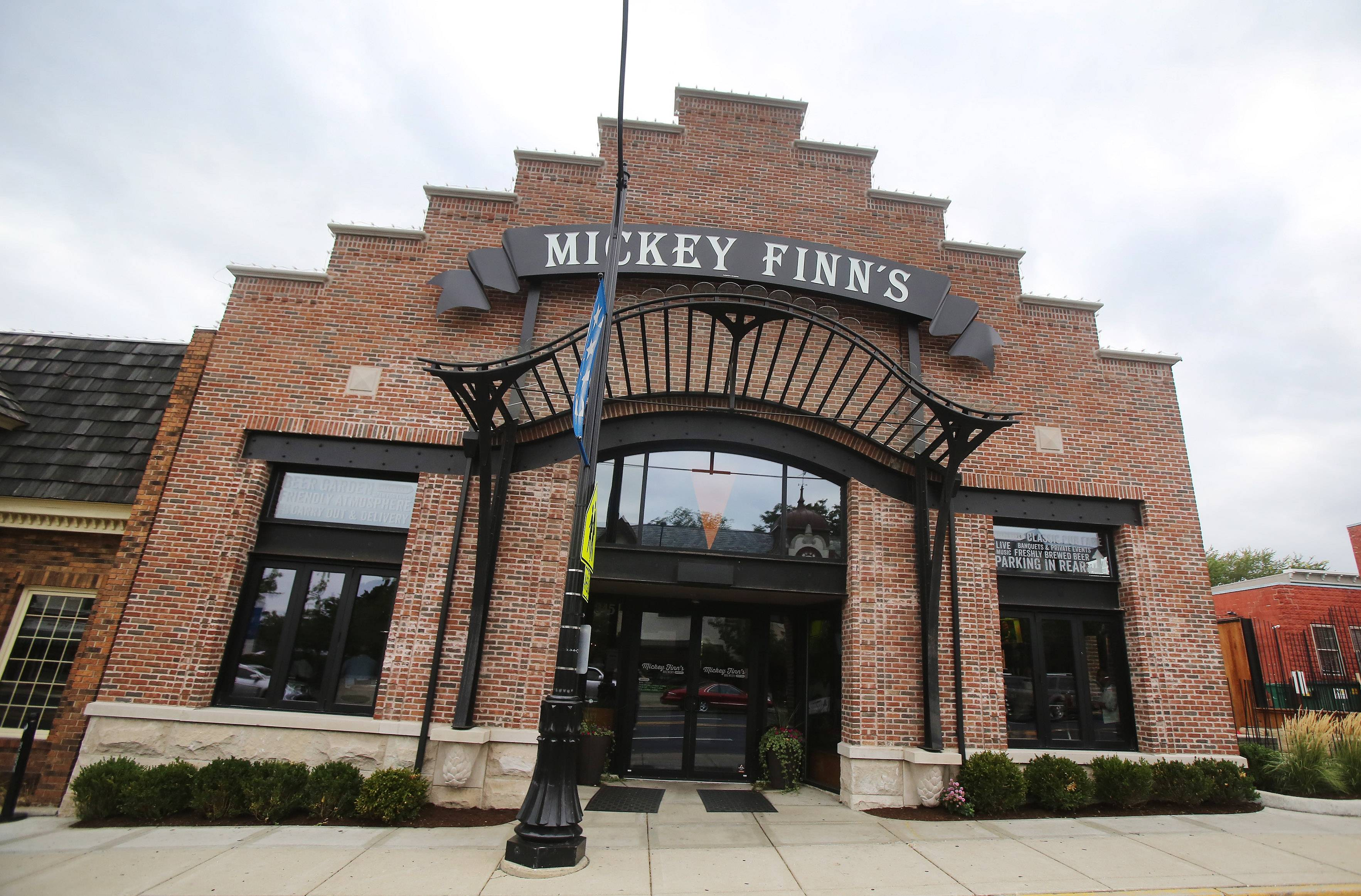 Mickey Finn's moved to a new location in Libertyville in 2014.