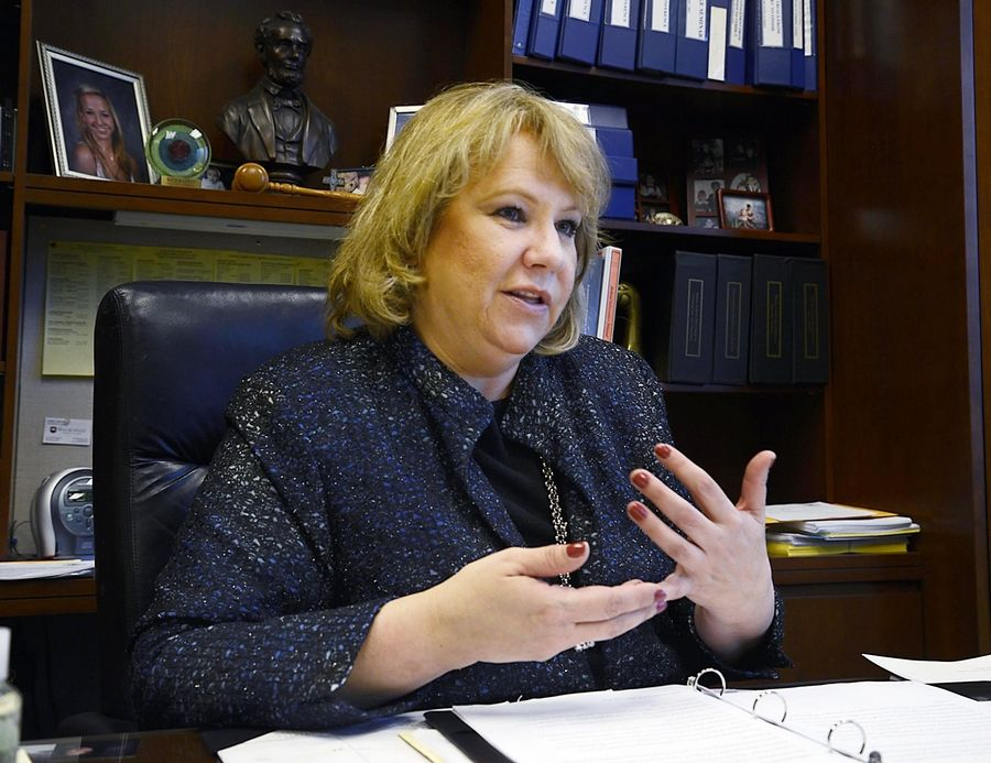 Kane County Drug Rehabilitation Court Judge Marmarie Kostelny said she is disappointed Gov. Bruce Rauner vetoed the Heroin Crisis Act Monday, but remains hopeful lawmakers will keep working toward a solution.