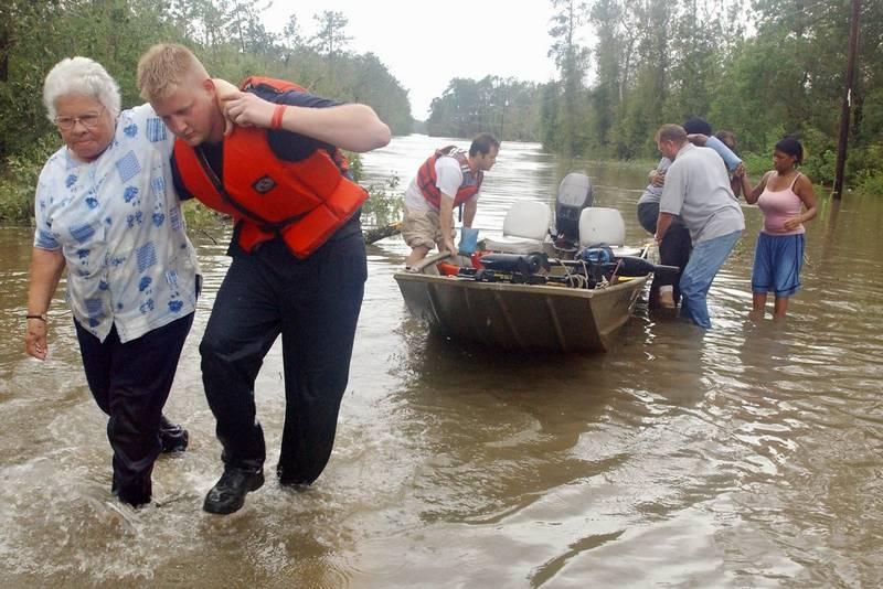 Images: Take a look back at Hurricane Katrina