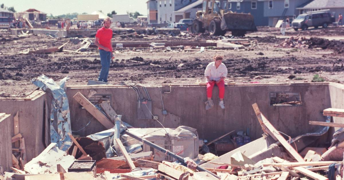 Images 25th Anniversary Of The Plainfield Tornado