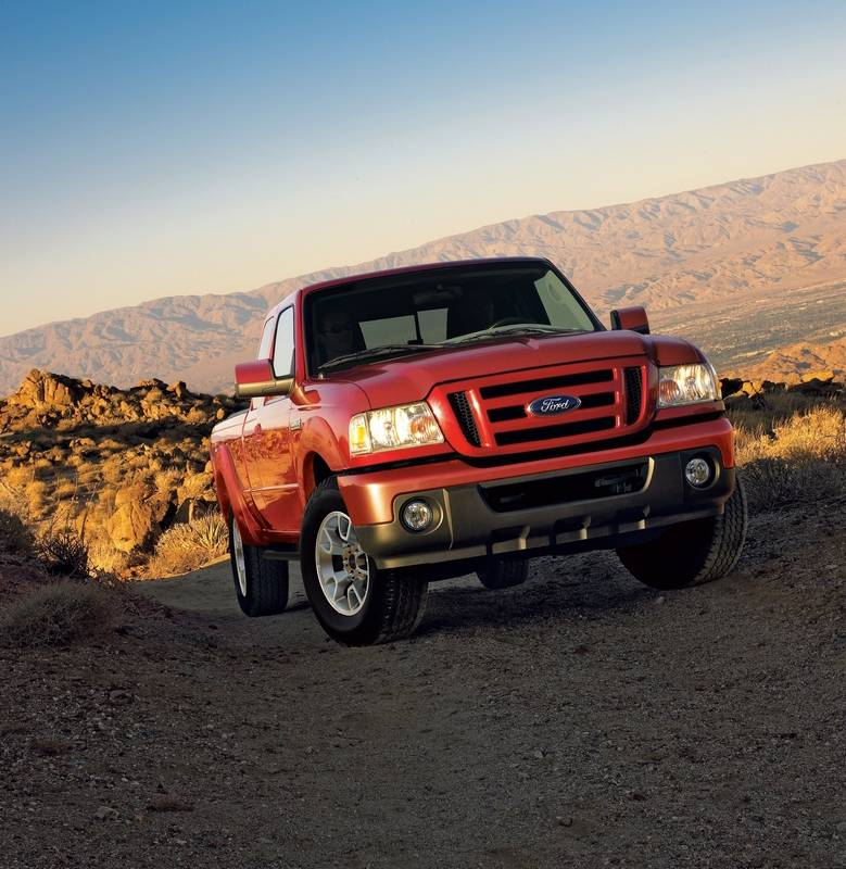 Small Ford Truck: Ford Considering Bring Back Bronco, Ranger