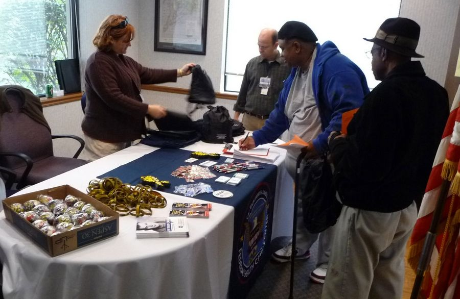 Stand Down event from 2012 where more than 250 veterans were served.
